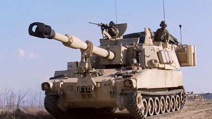 视中俄为假想敌 美军研发战略远程火炮可打1600公里