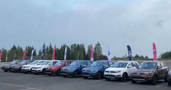 中国一汽SUV车型智利上市 中国品牌现飞跃式增长