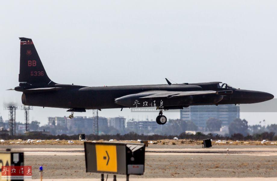 """一年一度的米拉玛航展于10月3日至5日在位于加州圣迭戈的米拉玛基地举行,与往届一样,美海军陆战队依旧出动了包括F-35B隐身战机等主力战机进行飞行表演,但与往届不同的是,本届还迎来了一位稀客——隶属于美空军的U-2S""""龙夫人""""高空侦察机,本图集就此为您简析(现场图片由热心军迷Lazarus从前方传回,特此感谢)。"""