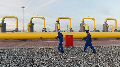 日媒:中国天然气进口量激增 今年或超日本成全球最大进口国