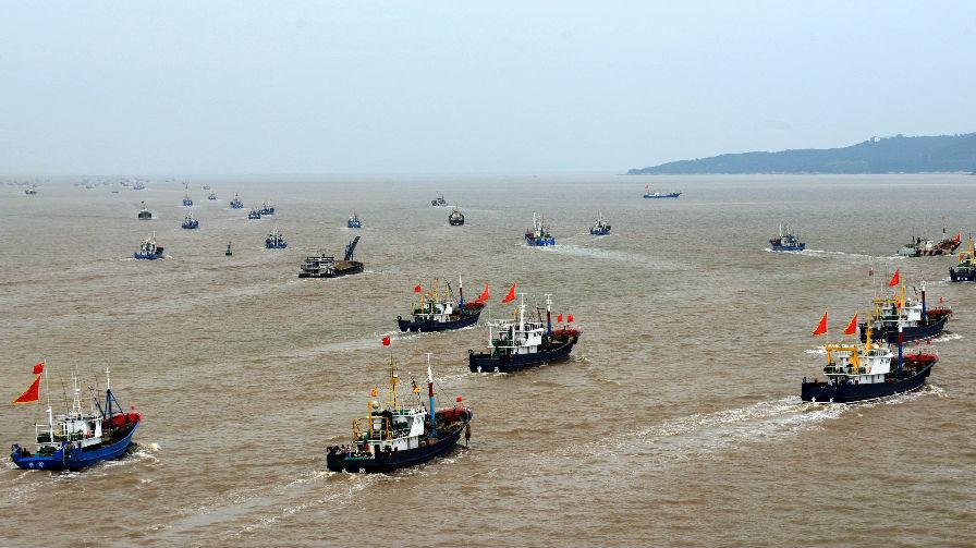 日媒:中日将就海难救助签订协议 以建立两国互信
