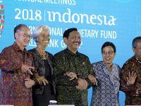 2018年国际货币基金组织和世界银行年会闭幕