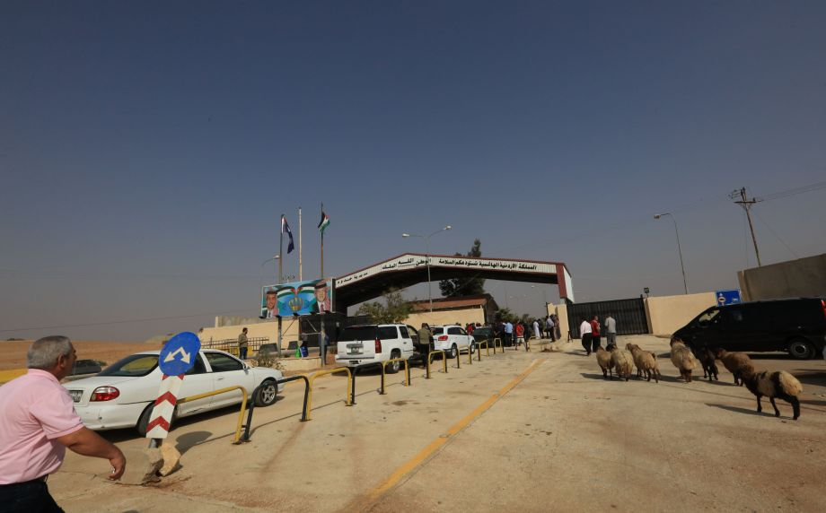 叙利亚和约旦就重开边境口岸达成一致