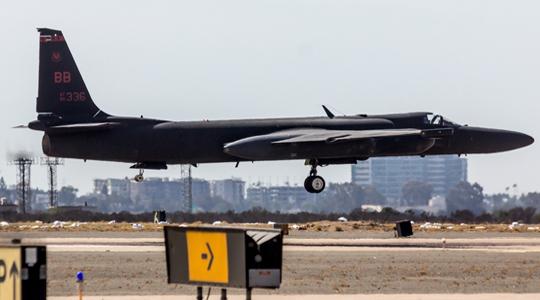 地面特工61年!中国军迷拍美U-2侦探机