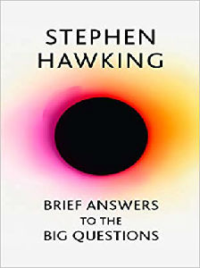 """《重大问题简答》:霍金生前大胆预言 """"超人""""种族将占领主导地位"""