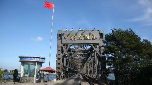 新时代国门行(2):丹东见证鸭绿江两岸潮落潮起