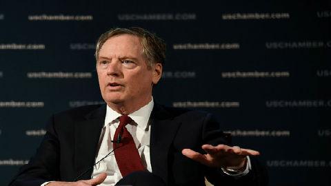 台媒:美国政府拟与日欧英启动双边贸易谈判 最早明年1月展开
