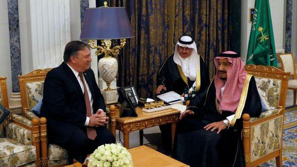 外媒:沙特记者失踪谜案搅动中东 美国中东政策深受打击