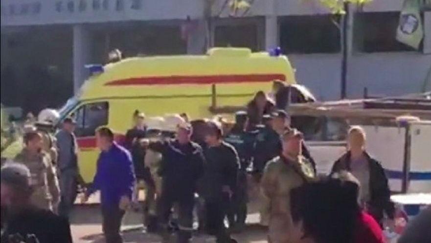 外媒:俄方称克里米亚爆炸为恐怖袭击 22岁嫌犯已自杀
