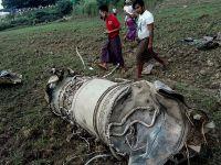 缅甸两架战斗机坠毁致三人死亡