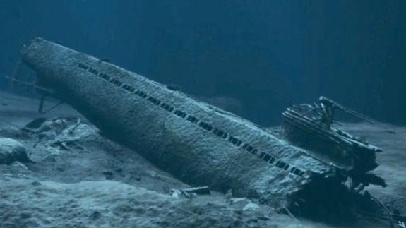 """几十年内泄漏60吨水银?二战德国U艇成""""水下切尔诺贝利"""""""