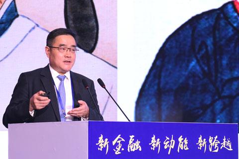 张军:济南积极推动新旧动能转换 打造优质营商环境