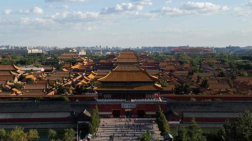 美媒称中国空气污染浓度三年降两成:减排政策初见成效