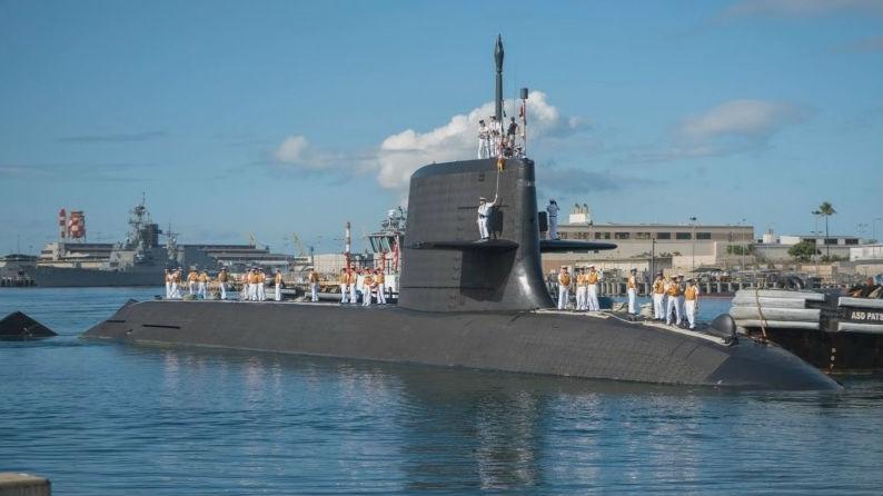 日媒:中日两国潜艇竞争日趋激烈