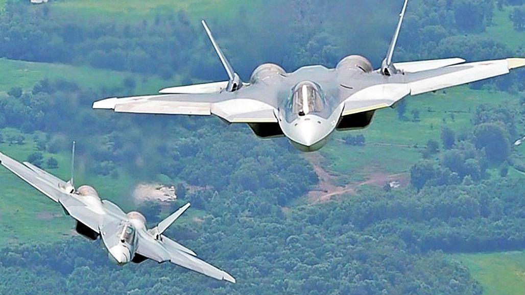 """俄媒探討蘇-57""""變裝""""無人戰機可能性 6代機或從中受益"""