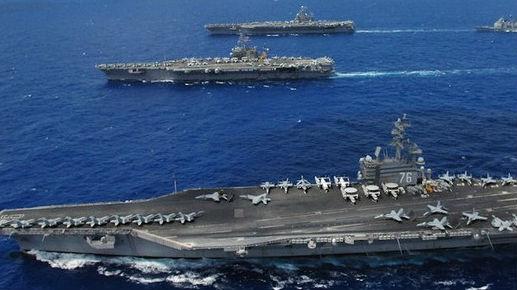無法同時PK兩大國!美專家稱美軍規模太小 仍需增軍費擴張