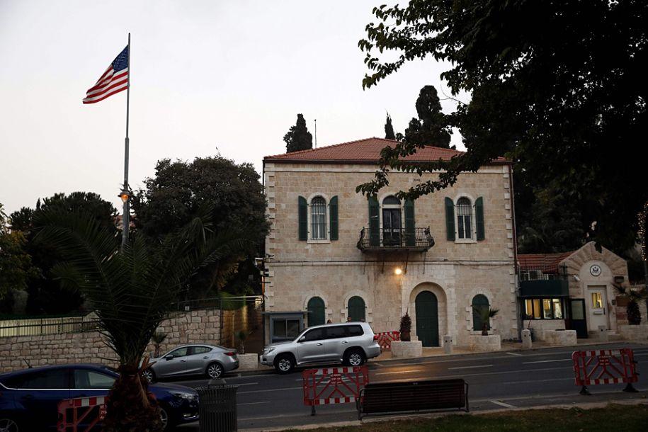 美国宣布将把驻耶路撒冷总领馆并入驻以大使馆