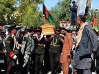 阿富汗坎大哈袭击事件致地方高官死伤