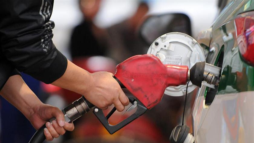 """国内汽油、柴油价格""""四连涨"""""""