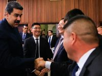 委内瑞拉举行中国进博会中委企业家见面会