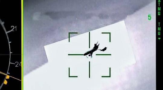 隔空叫板!驻叙俄苏35近距锁定美军战机