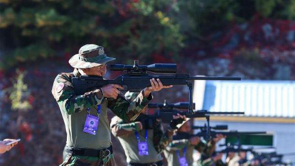 武警部隊舉辦國際狙擊手大賽,外軍同行為啥叫苦不迭?原因竟然是——