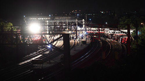 """臺鐵列車事故初步報告:路況車輛正常 司機是""""周末代班"""""""