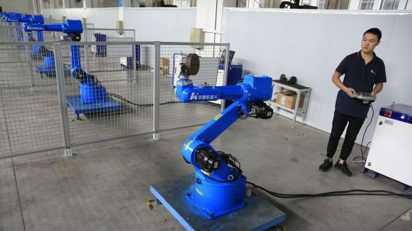 工業機器人市場未受貿易摩擦影響 日媒:中國銷量大幅增長