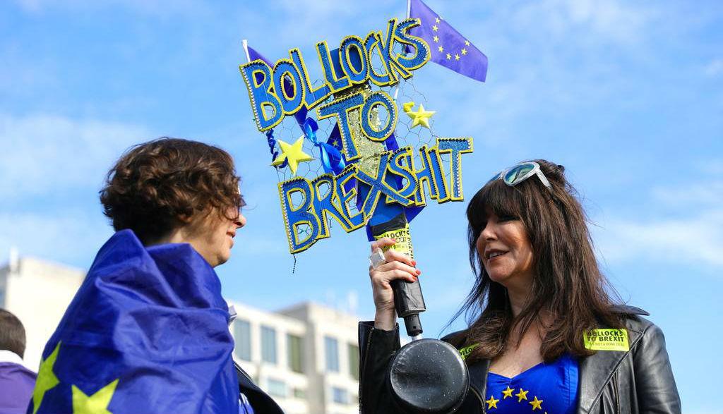 梅姨背水一戰,脫歐談判突破口就在這里——