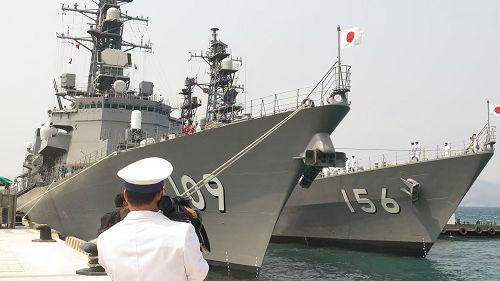 中日准备重启舰艇互访 日媒:通过防务交流加深相互理解