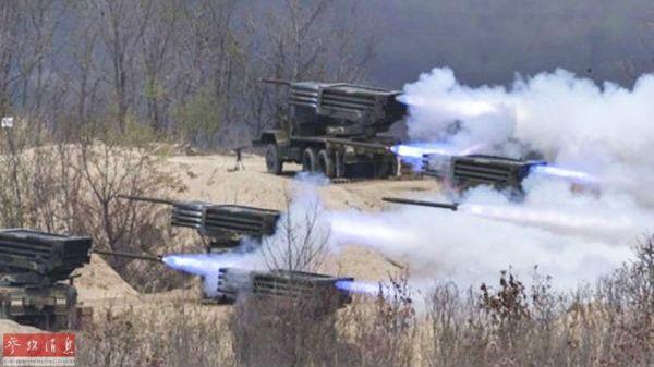 韓媒稱海上炮擊訓練取消讓韓軍苦惱:在陸地訓練無實戰意義