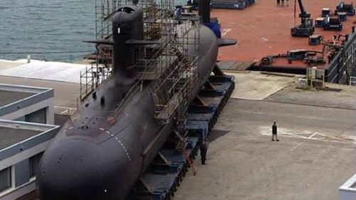 法媒稱法軍艦制造業面臨中俄競爭:在全球各地都能遇到