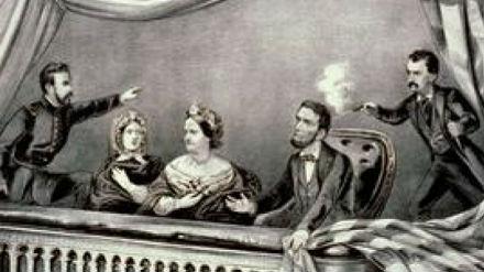 美媒披露林肯總統遭暗殺細節