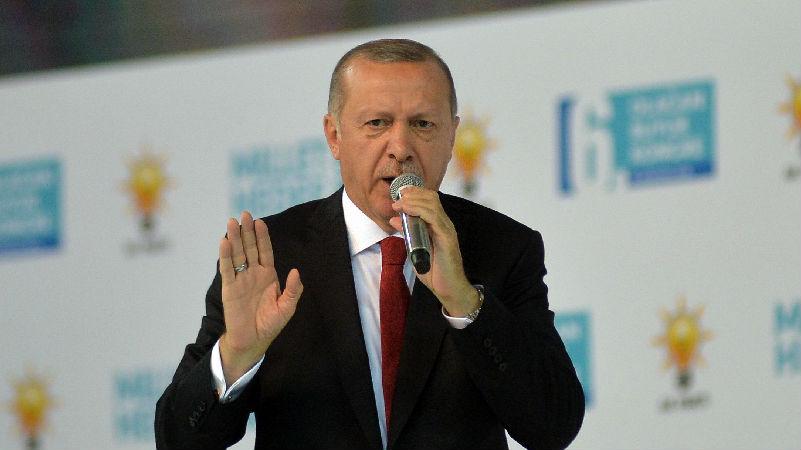 """土耳其總統稱未找到沙特記者遺體 要求沙特給""""滿意""""答案"""