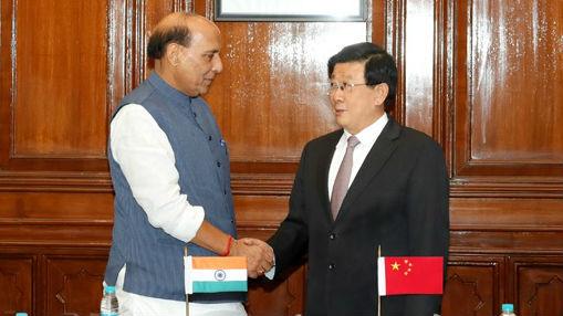 印媒:中印簽署首份安全合作協議 標志兩國關系新開端
