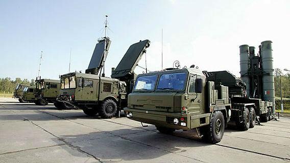 俄軍S-400裝備新型遠程導彈:未來10年將購入超千枚