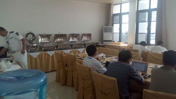 中國-東盟聯合演習現場側記:禱告室與自助茶點 體現東道主待客之道