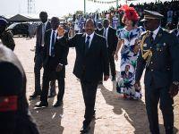 喀麦隆总统比亚再次赢得连任