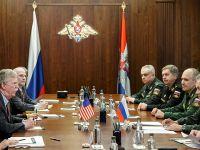 俄国防部:俄美军方就叙问题保持着沟通