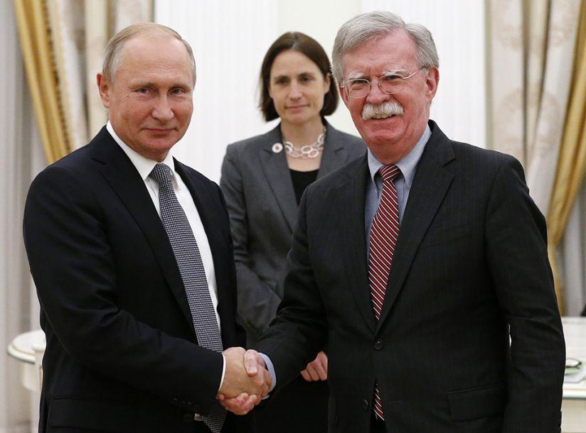 俄总统助理:普京与特朗普将于11月在巴黎会晤