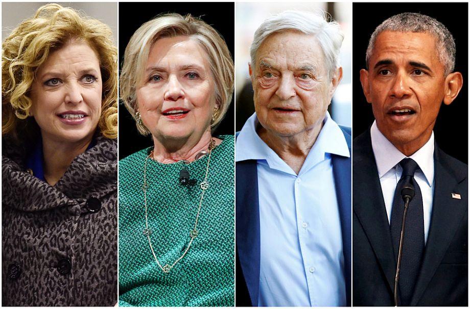 """美媒:奥巴马和希拉里收到""""炸弹邮件"""""""
