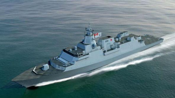 洛马夺得加拿大军舰大单引质疑:节省300亿美元方案被无视