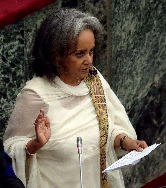 埃塞俄比亚议会选出该国首位女总统