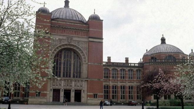伯明翰大学接受中国高考成绩 BBC:或有更多英国大学效仿