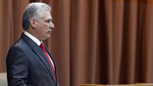 西媒:古巴新領導人卡內爾11月將首次訪華