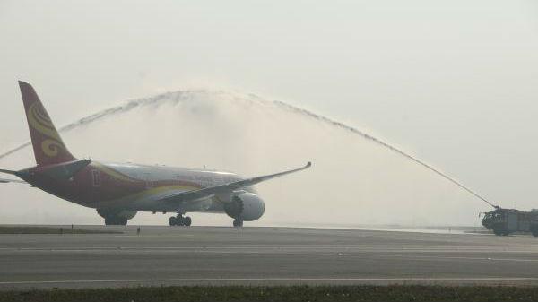 國際航空運輸協會預計:中國將超美成最大航空市場