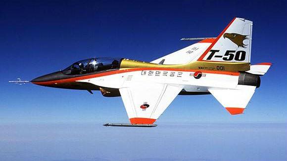 韓T-50A教練機美國訂單泡湯:玩低價戰略仍敗給波音