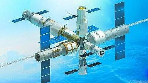 """中国""""天和""""空间站核心舱将首次亮相 美媒:彰显中国航天雄心"""