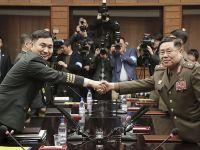 韩朝举行将军级军事会谈 商定撤除非军事区11个警备哨所
