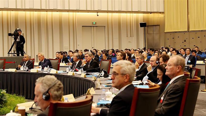 第三十次上海市市长国际企业家咨询会议在沪开幕